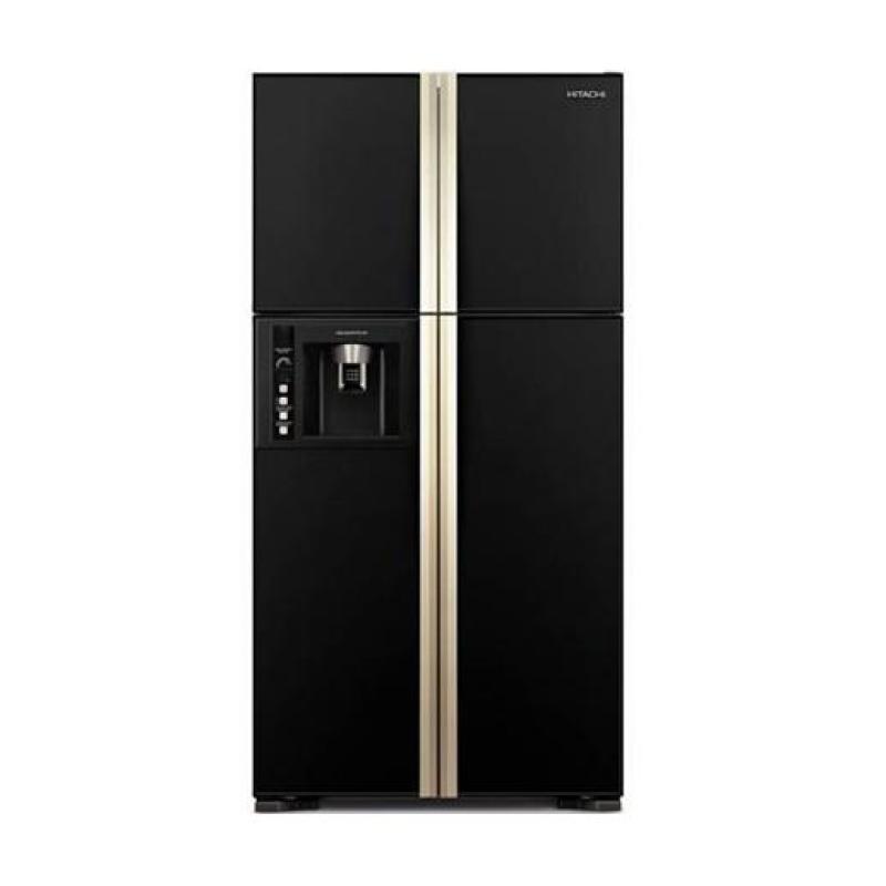 Tủ Lạnh HITACHI Inverter 540 Lít R-W660FPGV3X(GBK)
