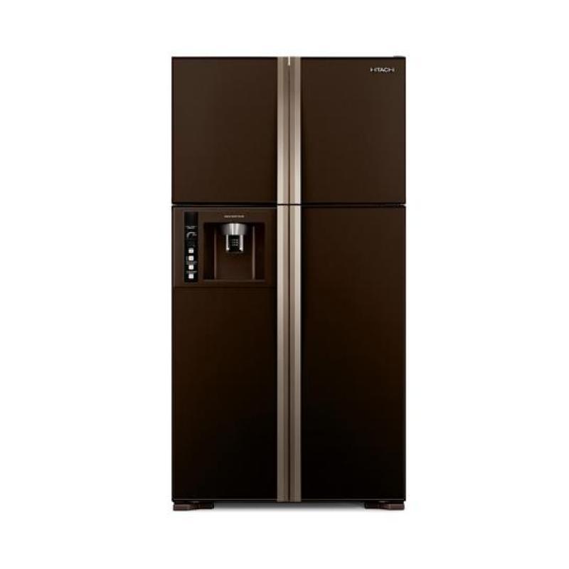 Tủ Lạnh HITACHI Inverter 540 Lít R-W660PGV3(GBW)