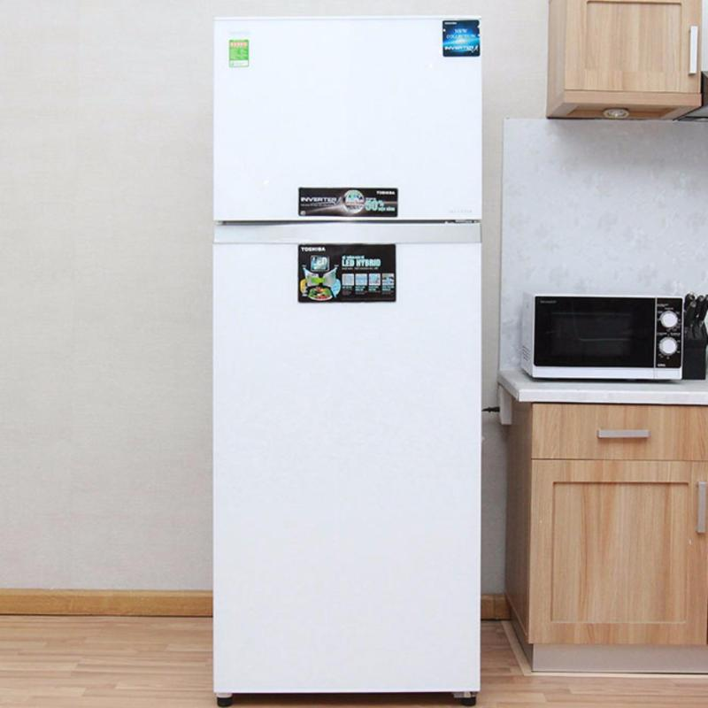 Tủ lạnh inverter Toshiba 409 lít GR-TG46VPDZ (ZW1)