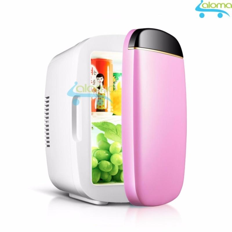 Tủ lạnh mini 6 lít 2 chế độ nóng và lạnh MarryCar cho ô tô và gia đình