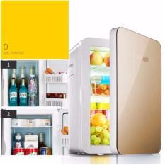 Hình ảnh Tủ lạnh mini 20L 12V/220V sử dụng cho Ôto và gia đình