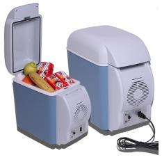 Hình ảnh Tủ lạnh mini di động 7.5 lít dùng cho xe hơi, văn phòng nhỏ