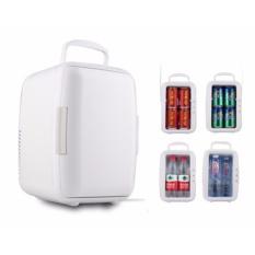 Hình ảnh Tủ lạnh - nóng 2 chiều đa năng 4L(trắng) - (BQ248-TRANG)