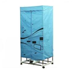 Hình ảnh Tủ sấy khô quần áo công nghệ nhật bản khung inox gập 3 chế độ sấy