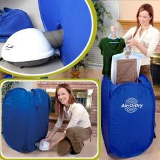 Hình ảnh Tủ sấy quần áo Air O Dry (xanh)