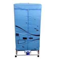 Hình ảnh Tủ sấy quần áo có điều khiển từ xa Holtashi TC-6011 – Hàng nhập khẩu