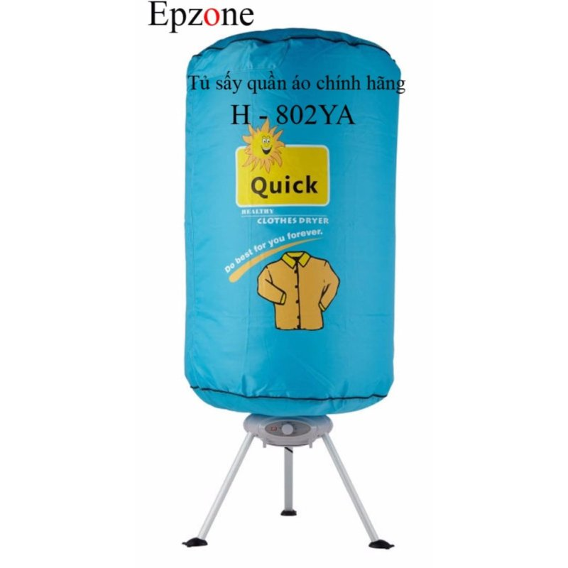 Tủ sấy quần áo Epzone H - 802YA (loại cơ)