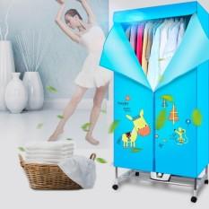 Hình ảnh Tủ sấy quần áo gia đình lắp ghép Clothes Dryer