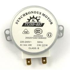 Hình ảnh TYJ50-8A7 AC 220 v-240 v 4 vòng/phút 4 wát CW/CCW Vi Sóng Turnable Động Cơ Đồng Bộ- quốc tế
