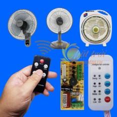 Hình ảnh Vỉ mạch điều khiển quạt V2 SunTech