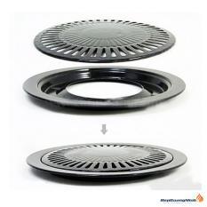 Hình ảnh Vỉ nướng inox dùng cho bếp gas, điện, hồng ngoại