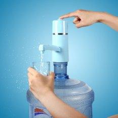 epayst Wireless Electrical Bottle Drinking Water Pump Dispenser (Blue)