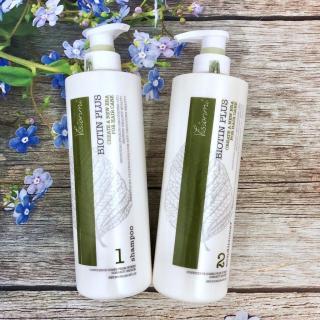 [HCM]Dầu gội xả Collgen Biotin Plus phục hồi ngăn rụng kích thích mọc tóc NEW 800mlx2 thumbnail