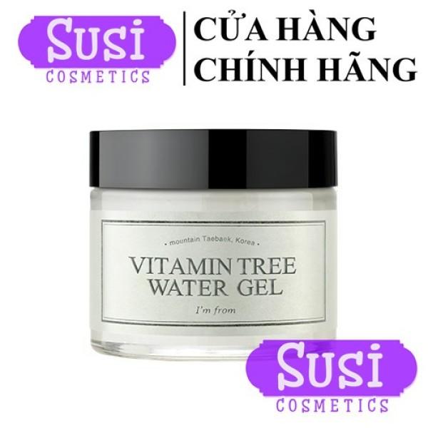 [HCM]Kem Dưỡng Dạng Gel Im From Vitamin Tree Water Gel 70ml cao cấp