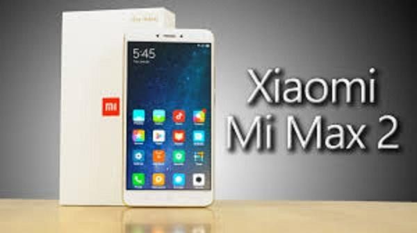 [ MÁY CHÍNH HÃNG] điện thoại XIAOMI MI MAX 2 - Xiaomi Mimax2  2sim ram 4G bộ nhớ 64G mới CHÍNH HÃNG - Có Tiếng Việt