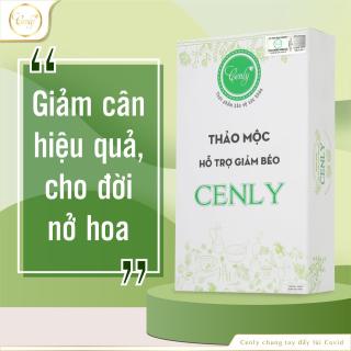 Trà Thảo mộc giảm béo, giảm cân CENL Y TRẮNG 30 viên chính hãng -cam kết hiệu quả thumbnail