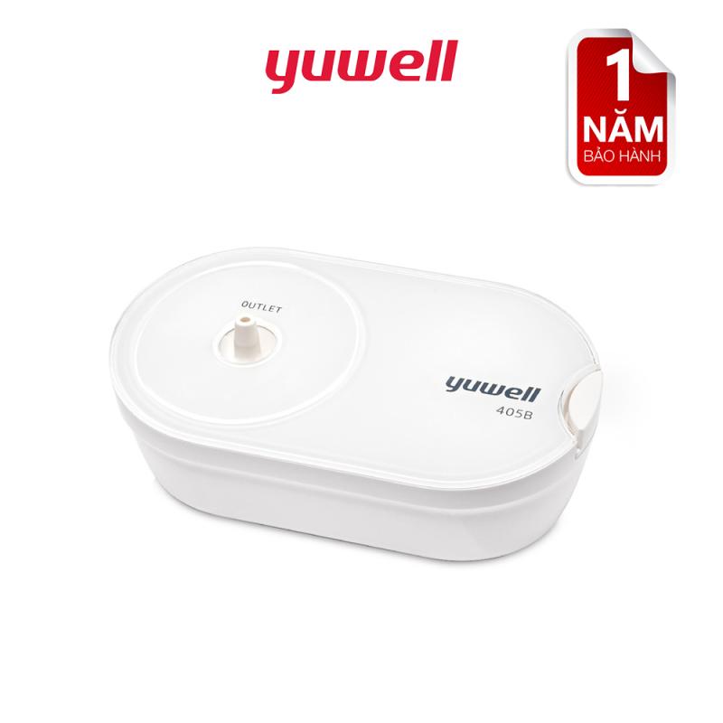 Máy xông khí dung Yuwell 405B hỗ trợ điều trị các bệnh hô hấp