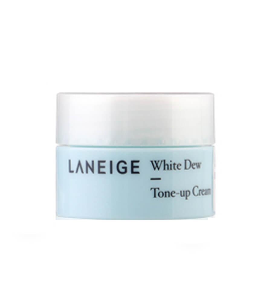 Kem Dưỡng Trắng da, Nâng Tone Laneige White Dew Tone-Up ( Mini 10ml, full 50ml )