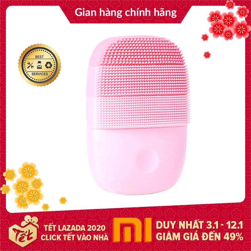 Máy rửa mặt sóng âm inFace Xiaomi (Hồng) VP3008055