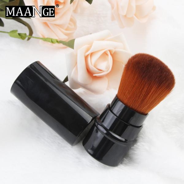 Maange 1 Cọ đánh nền má hồng trang điểm mềm (Màu đen) giá rẻ