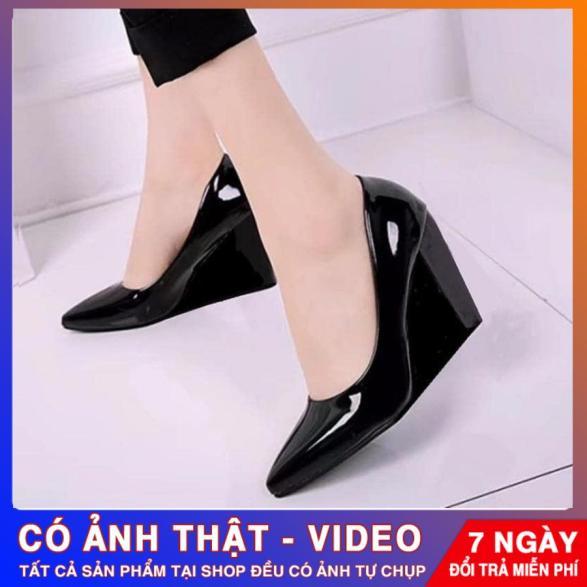[ẢNH THẬT] Giày cao gót nữ cao cấp ROSATA RO262 7p đế xuồng - HÀNG VIỆT NAM - BKSTORE giá rẻ