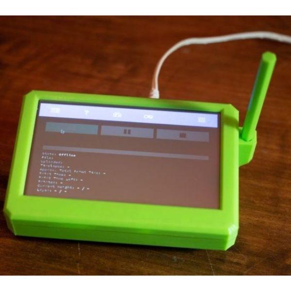 Bảng giá Vỏ case raspberry pi 3 dùng màn cảm ứng 5inch in 3d Phong Vũ