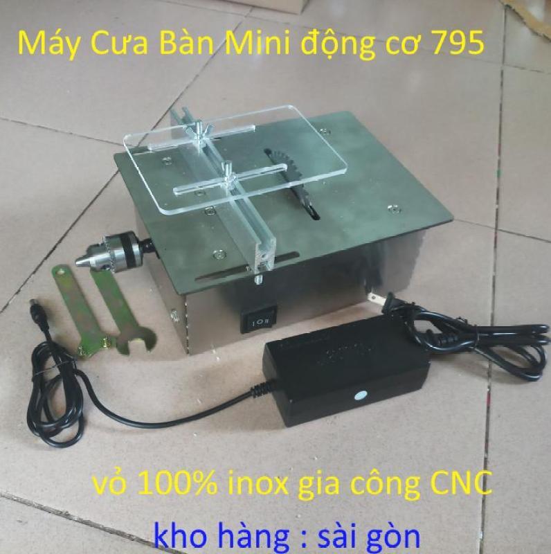 máy cưa bàn mini 24V