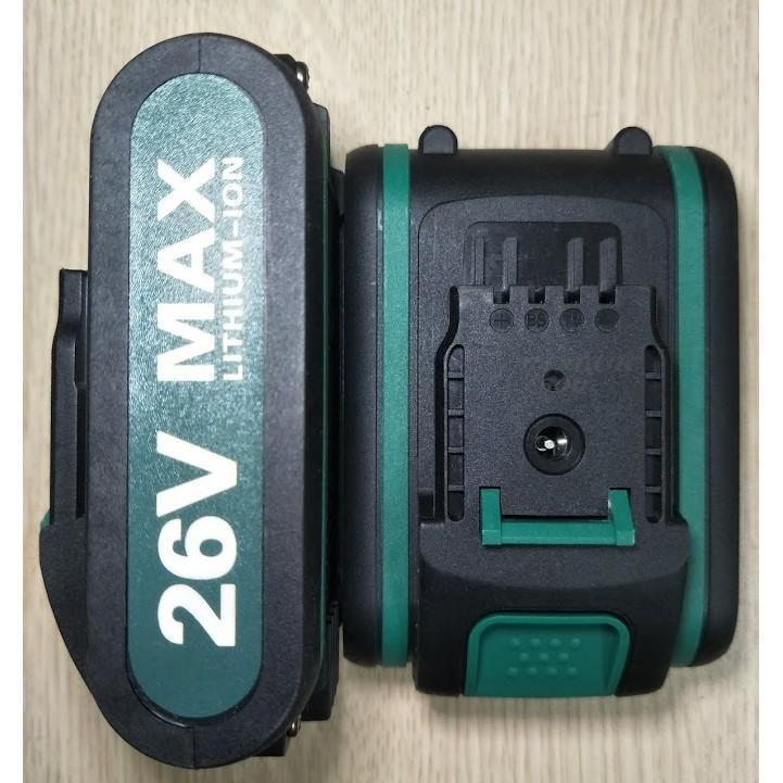 Pin Máy Hitachi Dùng cho dòng khoan pin 28V 26V 24V 21V 18V. Pin Chuẩn 5 cell Bảo hành 6 tháng.
