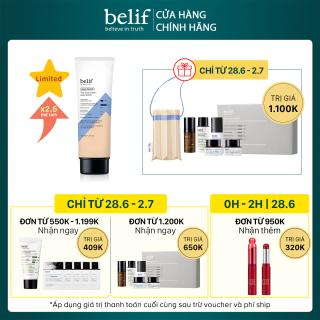 [ĐỘC QUYỀN 28.6-2.7 - TẶNG QUÀ 650K][Tặng túi Pleat Mama Hàn Quốc] Kem cấp ẩm tức thì dạng gel Belif The True Cream Aqua Bomb 125ml Jumbo Size thumbnail