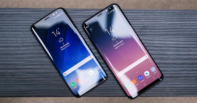 Điện Thoại Samsung Galaxy S8 Plus 1Sim - Hàng Chuẩn Zin 100%. Tặng Sạc Cáp Nhanh Chính Hãng Và Tai Nghe.