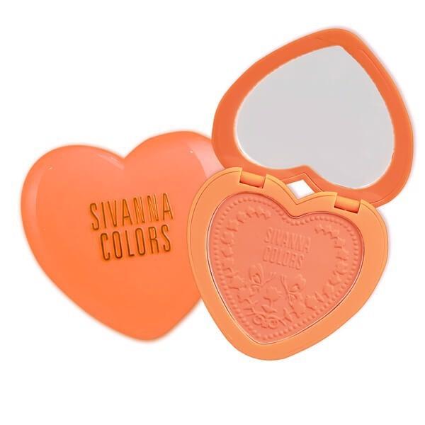 Phấn Má Hồng Sivanna Colors So Chic Long Lasting 16 House Blush HF6025 6g