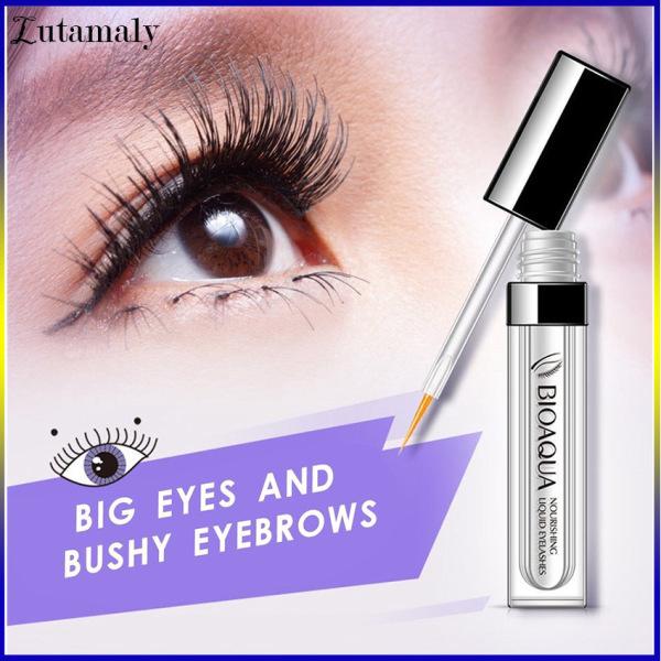 [YÊU THÍCH] Serum dưỡng mi dài và dày Bioaqua, dưỡng mi và lông mày chăm sóc mắt cho đôi mắt quyến rũ – Lutamaly