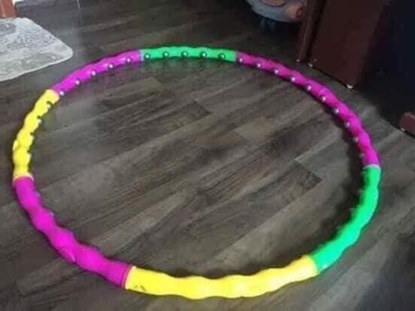 Bảng giá Vòng lắc eo massage Hoop Boyu có các hạt