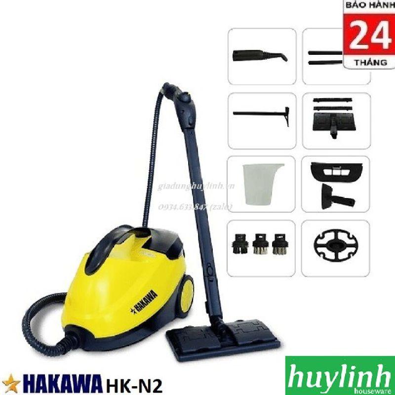 Máy vệ sinh bằng hơi nước Hakawa HK-N2 - 2000W