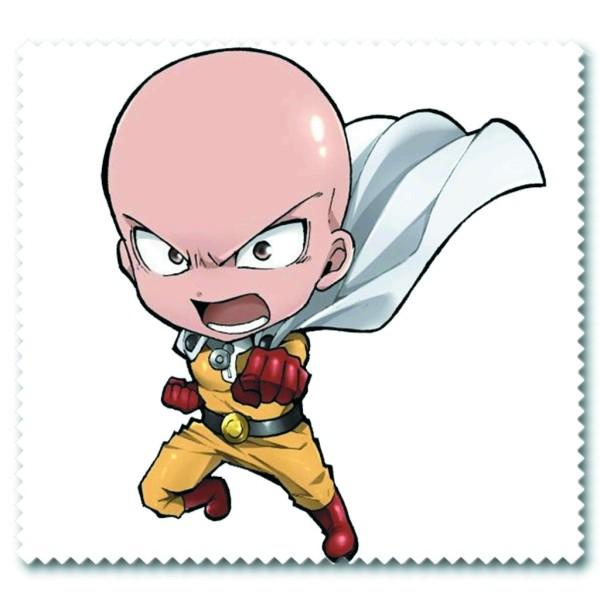 Giá bán Khăn lau kính IN HÌNH One Punch Man Cú Đấm Hủy Diệt anime chibi quà tặng xinh xắn dễ thương