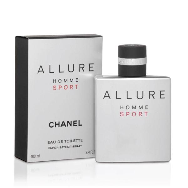 Nước Hoa Nam Chanel Allure Homme Sport EDT 100ml - Chuẩn Perfume