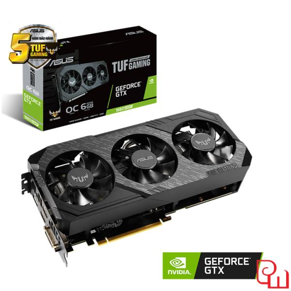 Bảng giá Card màn hình ASUS TUF Gaming X3 GeForce GTX 1660 SUPER OC edition 6GB GDDR6 (TUF 3-GTX1660S-O6G-GAMING) Phong Vũ