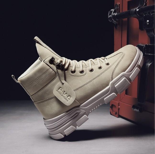 Giày nam, giày bôt cao cổ nam HOT 2020 SP-16 giá rẻ
