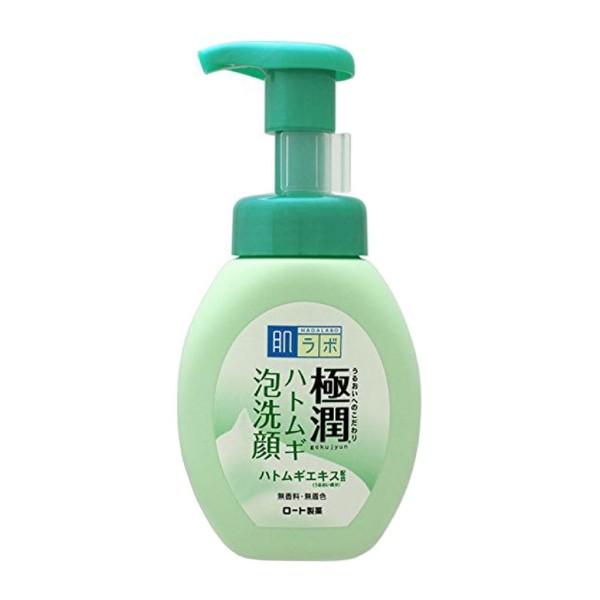 Sữa rửa mặt tạo bọt Hada Labo Gokujyun Foaming Cleanser (bill Nhật) giá rẻ