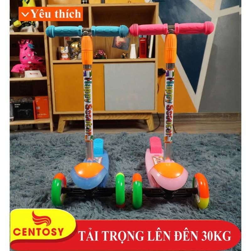 Mua Xe Trượt Scooter BQ - 920 - Dành cho bé từ 3 đến 9 tuổi