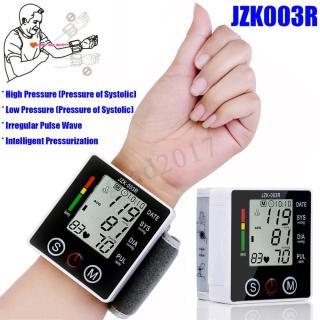 Máy đo huyết áp cổ tay Healthy life JZK-003R Tmark thumbnail