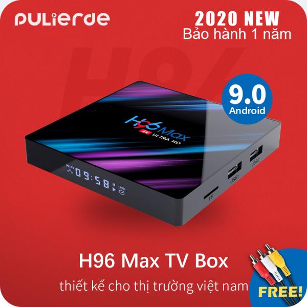 Bảng giá [Hot Deal][Hộp TV thông minh]Sản phẩm mới H96MAX tivi box android 9.0 2GB RAM 16GB ROM 4GB RAM 32GB ROM 64GB 5GHz WIFI Hỗ trợ Bluetooth 4K smart tv box Điện máy Pico