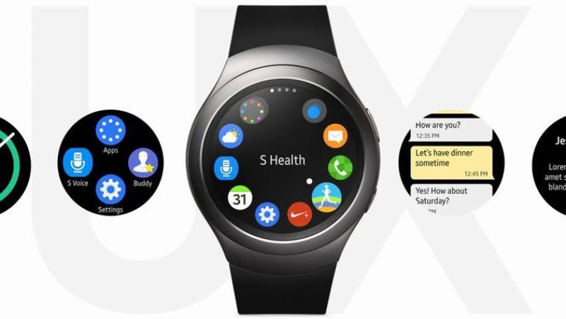 Đồng hồ thông minh Samsung Gear S2 Sport 3G nghe gọi
