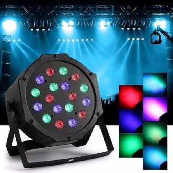 Đèn sân khấu Led Par Light Thiên Mã 18 leds (nhiều màu)