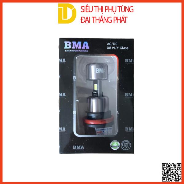 Bóng đèn pha LED BMA chân HS5 siêu sáng ĐÈN PHA Airblade 2011 (AB 2011 MẬP), PCX 2011, Lead 2011