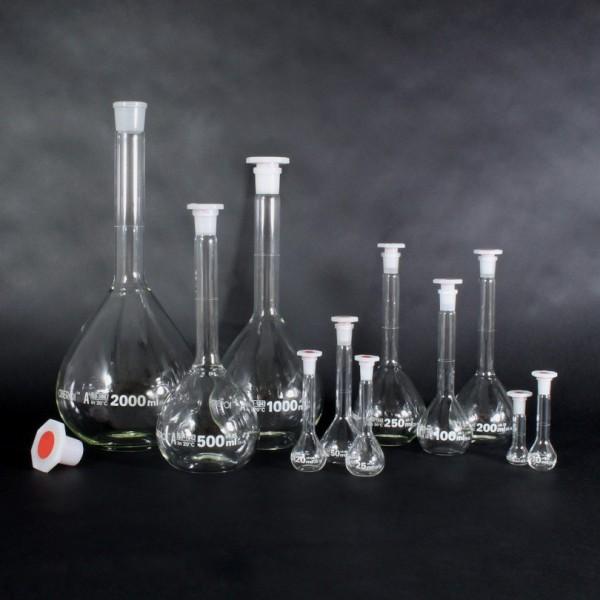 Bình định mức dùng cho thí nghiệm - 100ml cao cấp