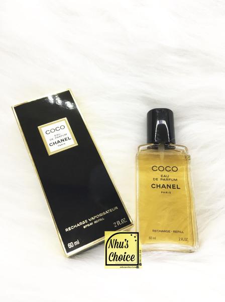 [Hàng Mỹ Nhus Choice] [Nước hoa chính hãng] Chanel Coco Eau De Parfum Recharge Vaporisateur Spray 60ml