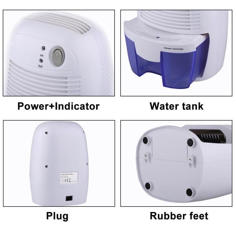 Máy hút ẩm cao cấp Homelife thế hệ mới- thanh lọc không khí loại bỏ nồm ẩm