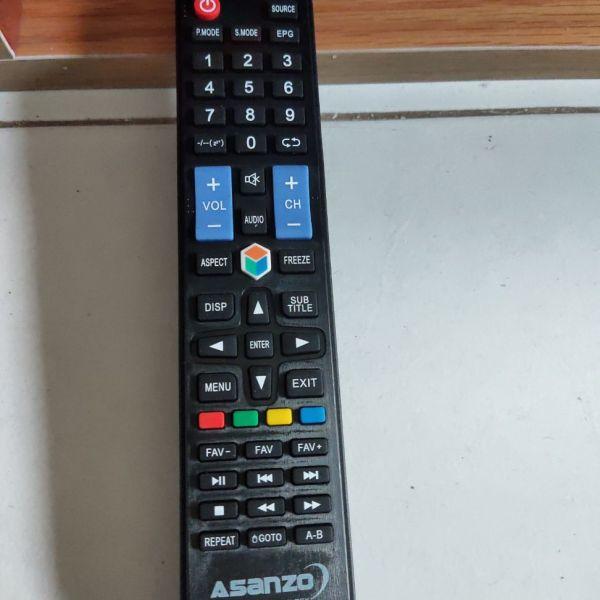 Bảng giá Remote điều khiển tivi Asanzo