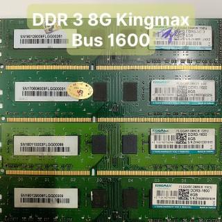 Ram 8G-DDR3-1600 Hiệu KingMax Chính Hãng Không Kén Main - Vi Tính Bắc Hải thumbnail